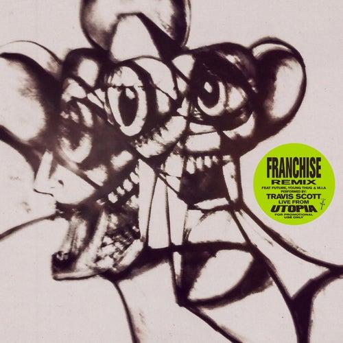 FRANCHISE (REMIX) by Travis Scott