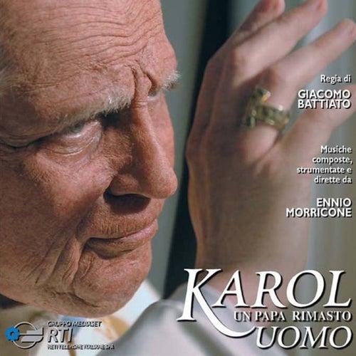 Karol Un Papa Rimasto Uomo di Cristina D'Avena