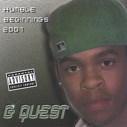 Humble Beginnings de G-quest
