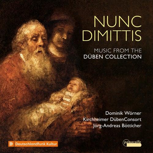 Nunc Dimittis: Music from the Düben Collection von Dominik Wörner