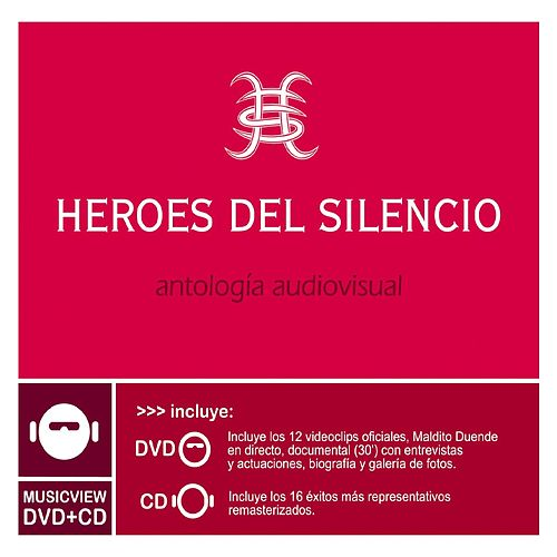 Antología Audiovisual de Heroes del Silencio