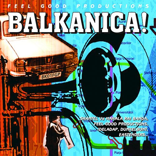 Balkanika! E.P. de Various Artists