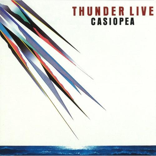 THUNDER LIVE de Casiopea