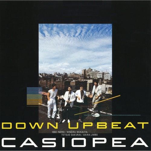 DOWN UPBEAT de Casiopea