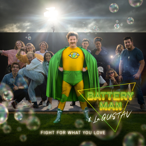 Fight for what you love von Battery-Man
