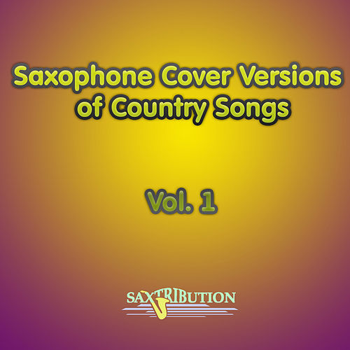 Saxophone Cover Versions of Country Songs, Vol. 1 de Saxtribution