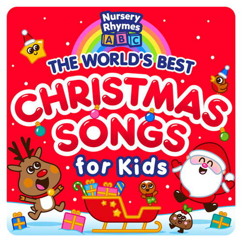 The World's Best Christmas Songs for Kids by Nursery Rhymes ABC