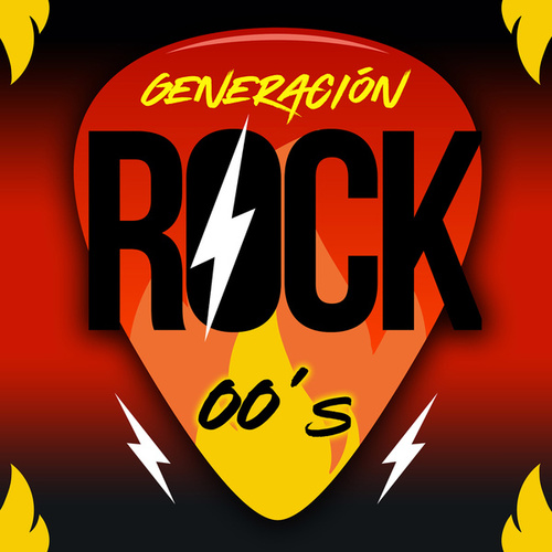 Generación Rock 00's de Various Artists