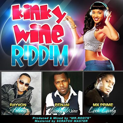 Kinky Wine - Single de Benjai