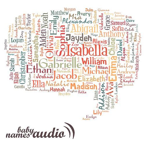 Baby Names Audio by Baby Names Audio