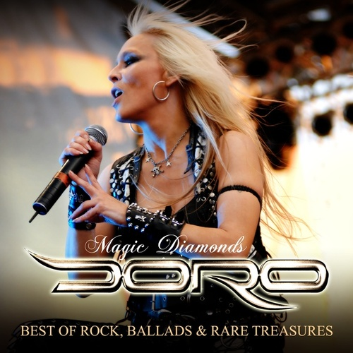 Magic Diamonds - Best of Rock, Ballads & Rare Treasures by Doro
