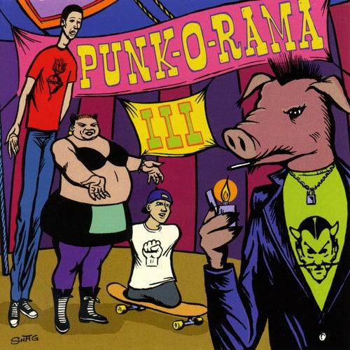 Punk-O-Rama, Vol. 3 de Various Artists