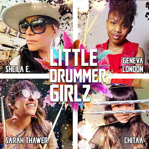Little Drummer Girlz (Instrumental) by Sheila E.