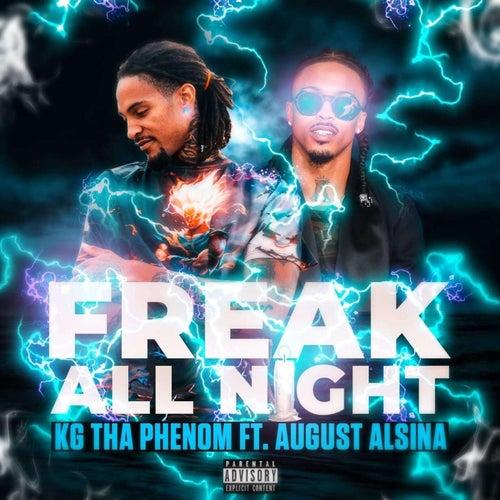 Freak All Night di Kgthaphenom