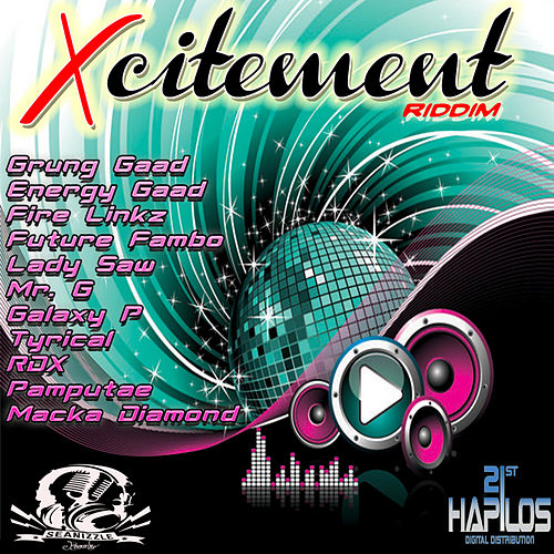 Xcitement Riddim by Various Artists