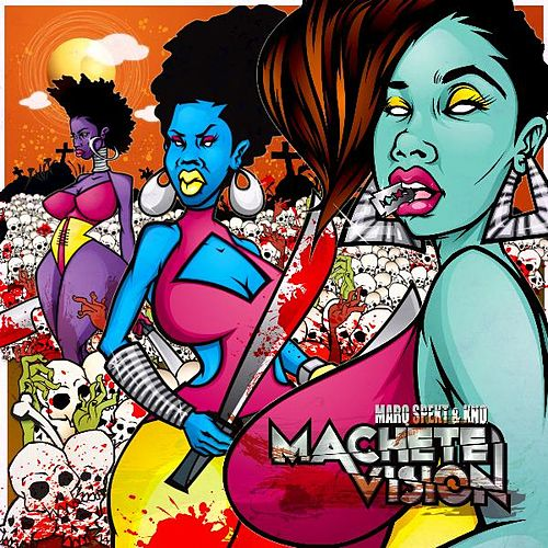 Machetevision von Marq Spekt