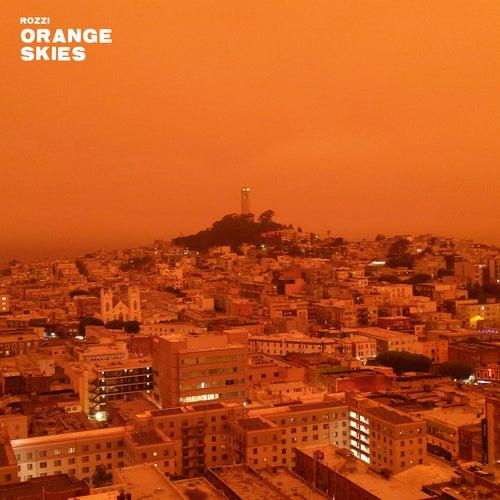 Orange Skies by Rozzi