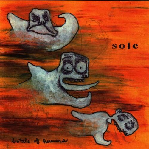 bottle of humans von Sole