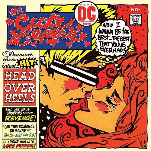 Head Over Heels by The Cute Lepers