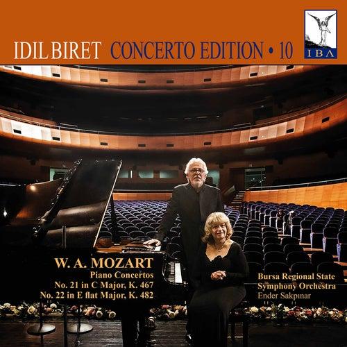 Biret Concerto Edition, Vol. 10 von İdil Biret