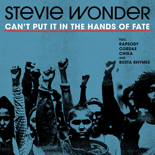 Can't Put It In The Hands Of Fate de Stevie Wonder