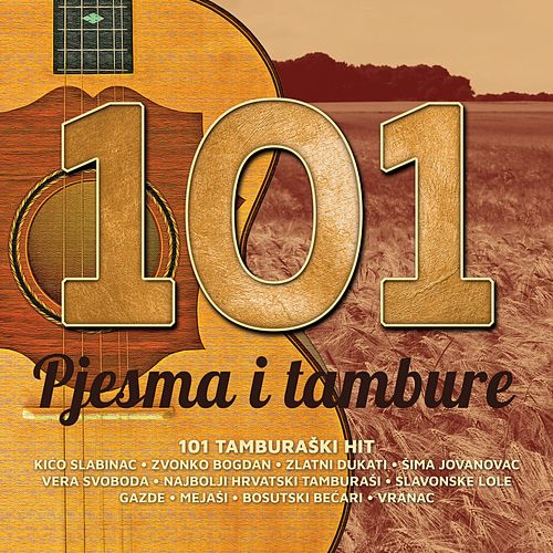 101 hit - tambure by Razni Izvođači