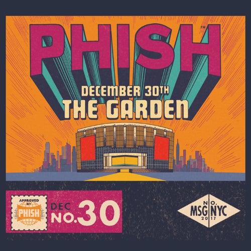 Phish: 12/30/17 Madison Square Garden, New York, NY (Live) von Phish