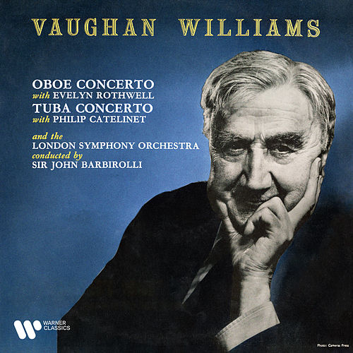 Vaughan Williams: Oboe Concerto & Tuba Concerto de Sir John Barbirolli