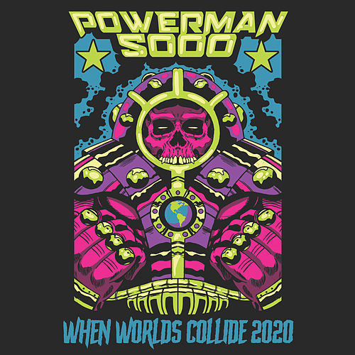 When Worlds Collide (Re-Recorded) by Powerman 5000