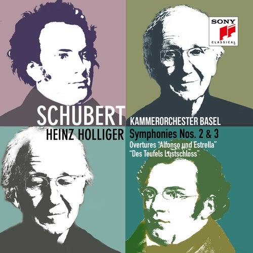 Symphony No. 3 in D Major, D. 200/II. Allegretto von Kammerorchester Basel