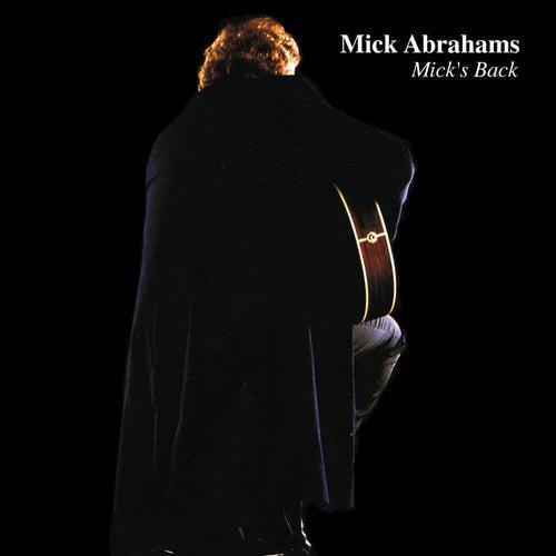 Mick's Back by Mick Abrahams