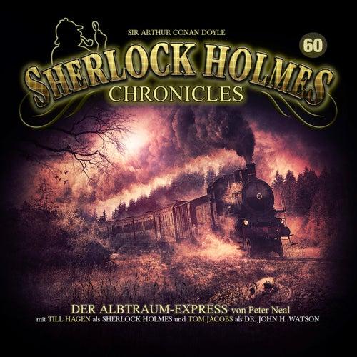 Folge 60: Der Albtraum-Express von Sherlock Holmes Chronicles