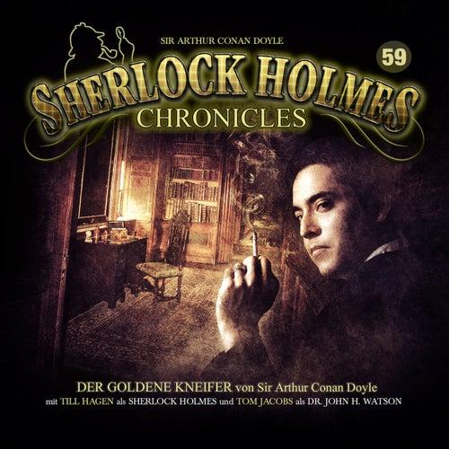 Folge 59: Der goldene Kneifer von Sherlock Holmes Chronicles
