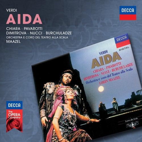Verdi: Aida by Maria Chiara