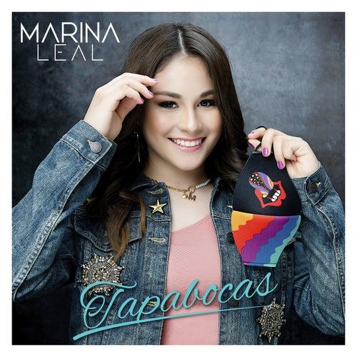 Tapabocas de Marina Leal