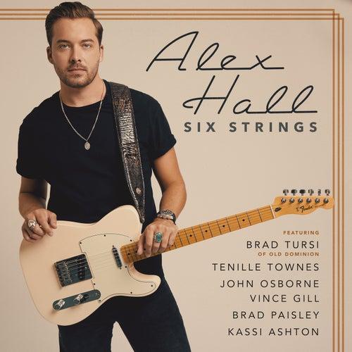 Six Strings by Alex Hall