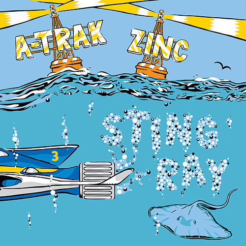 Stingray by A-Trak