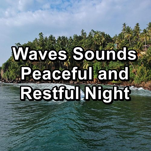 Waves Sounds Peaceful and Restful Night von Alpha Waves