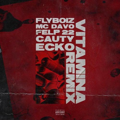 Vitamina (Remix) [feat. MC Davo & Felp 22] de MC Davo Flyboiz