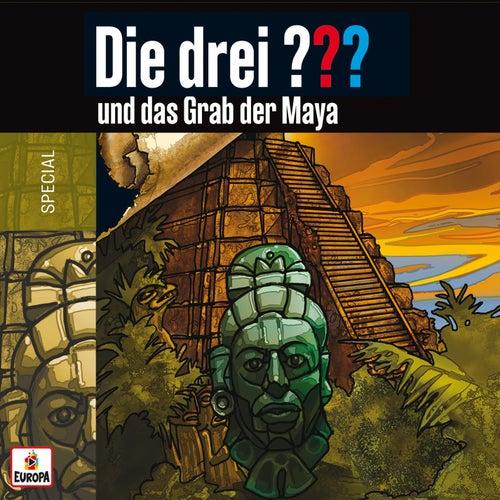 und das Grab der Maya von Die drei ???