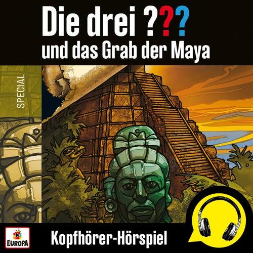und das Grab der Maya (Kopfhörer-Hörspiel) von Die drei ???