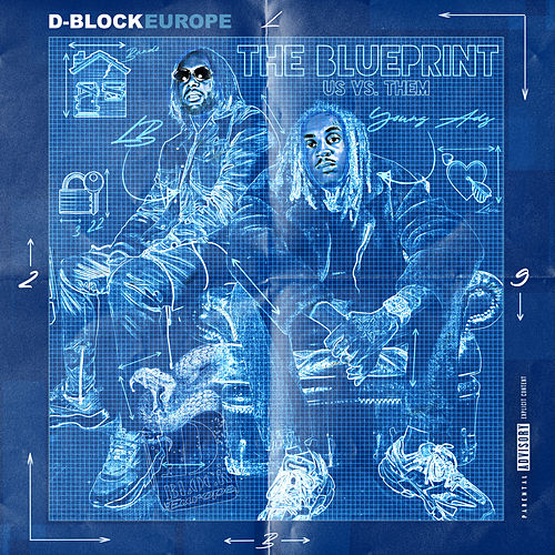 The Blue Print – Us Vs. Them by D-Block Europe