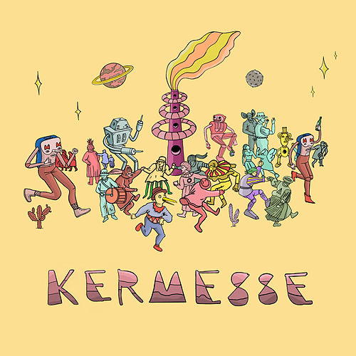 Marimba by Kermesse