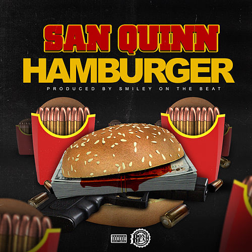 Hamburger by San Quinn