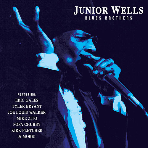 Messin' with the Kid by Junior Wells