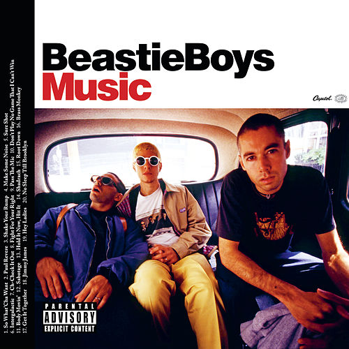 Beastie Boys Music de Beastie Boys