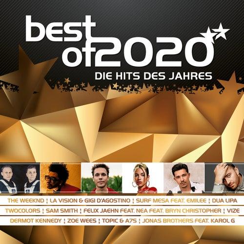 Best Of 2020 - Hits des Jahres von Various Artists