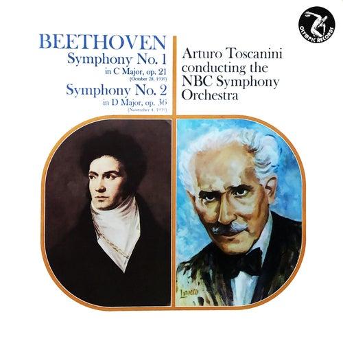 Symphony No.1 In C Major, OP. 21 / Symphony No.2 In D Major, OP. 36 de NBC Symphony Orchestra