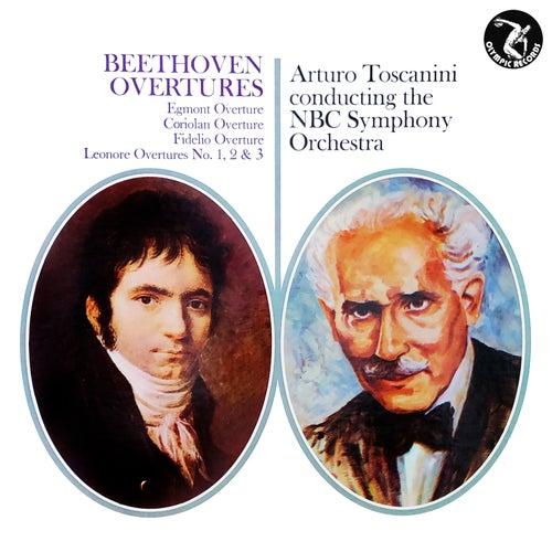 Beethoven Overtures de NBC Symphony Orchestra