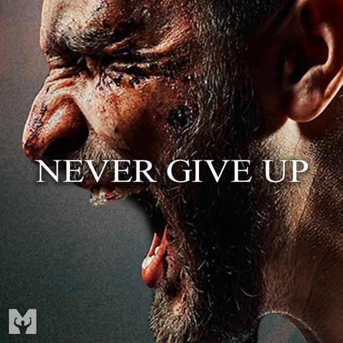 Never Give Up by Motiversity